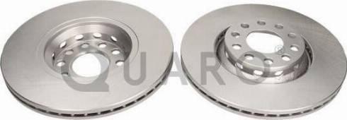 QUARO QD2066 - Bremžu diski interparts.lv
