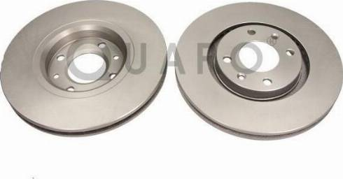 QUARO QD2012 - Bremžu diski interparts.lv