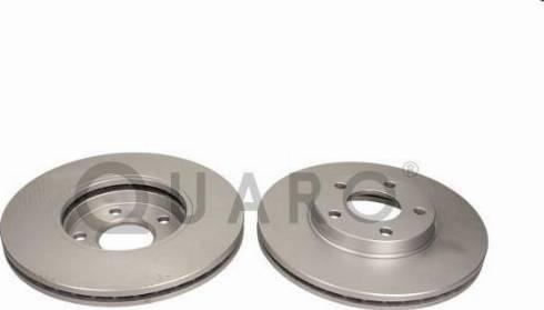 QUARO QD2123 - Bremžu diski interparts.lv