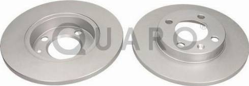 QUARO QD2309 - Bremžu diski interparts.lv