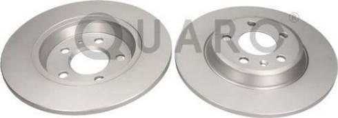 QUARO QD2333 - Bremžu diski interparts.lv
