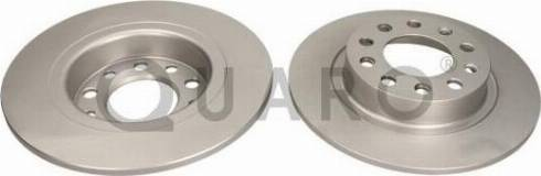 QUARO QD7539 - Bremžu diski interparts.lv