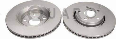 QUARO QD7534 - Bremžu diski interparts.lv