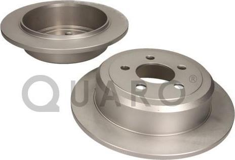 QUARO QD7037 - Bremžu diski interparts.lv
