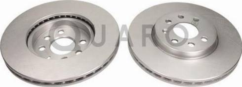 QUARO QD7147 - Bremžu diski interparts.lv