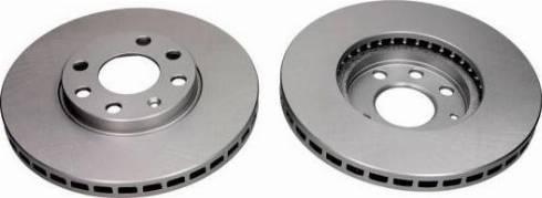 QUARO QD7138 - Bremžu diski interparts.lv
