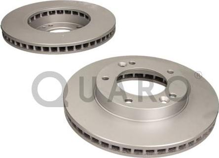QUARO QD7273 - Bremžu diski interparts.lv
