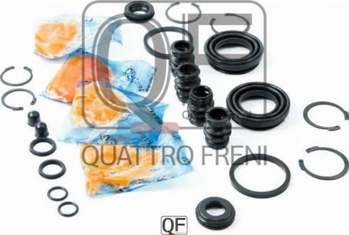 Quattro Freni QF00Z00041 - Remkomplekts, Bremžu suports interparts.lv