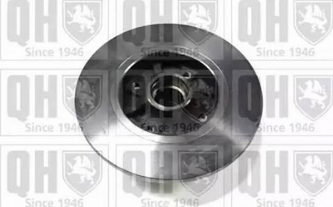 Quinton Hazell BDC3924 - Bremžu diski interparts.lv