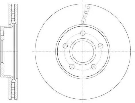 Remsa 61588.10 - Bremžu diski interparts.lv