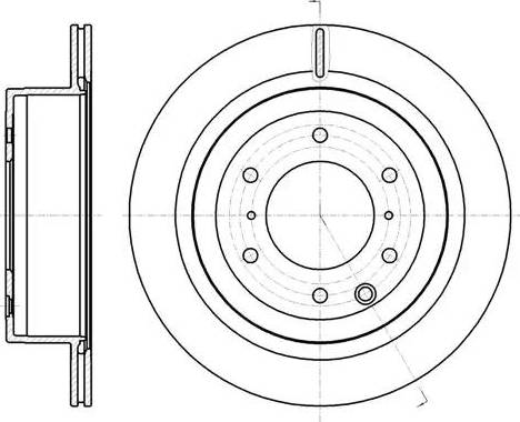 FREMAX BD-7114 - Bremžu diski interparts.lv