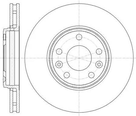 A.B.S. 17977 - Bremžu diski interparts.lv