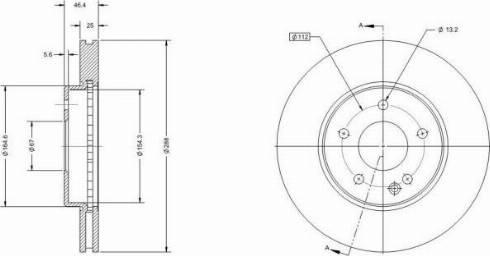 Remy RAD1232C - Bremžu diski interparts.lv