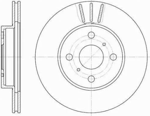 Pemebla JAPDI-2032 - Bremžu diski interparts.lv
