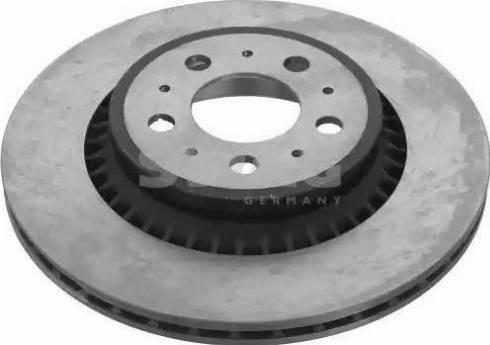 Swag 55 93 2249 - Bremžu diski interparts.lv