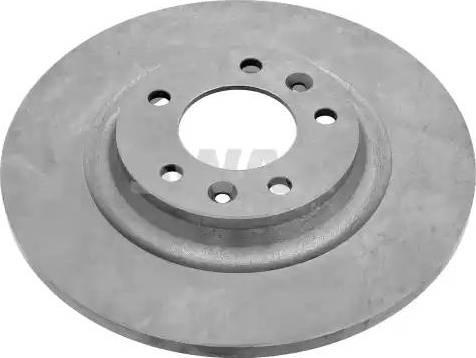 Swag 62 92 6037 - Bremžu diski interparts.lv
