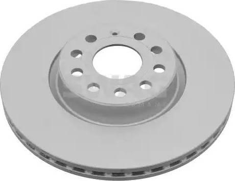 Swag 30 92 4384 - Bremžu diski interparts.lv
