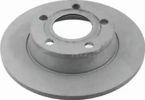 Swag 30 92 2906 - Bremžu diski interparts.lv