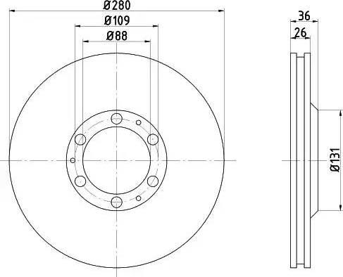 Textar 92091400 - Bremžu diski interparts.lv