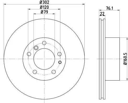 Textar 92042203 - Bremžu diski interparts.lv
