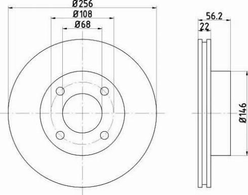 Textar 92054200 - Bremžu diski interparts.lv