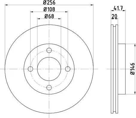 Textar 92026200 - Bremžu diski interparts.lv