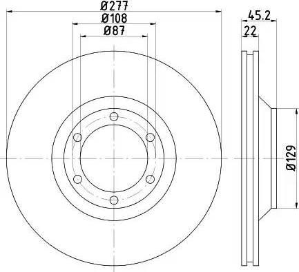 Textar 92149400 - Bremžu diski interparts.lv
