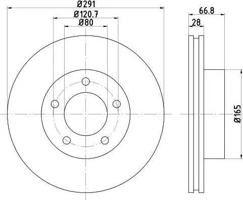 Textar 92140200 - Bremžu diski interparts.lv