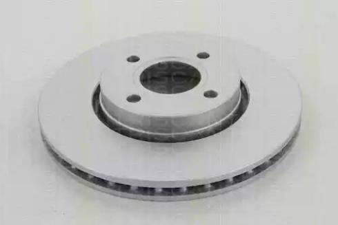 Triscan 8120 16132C - Bremžu diski interparts.lv