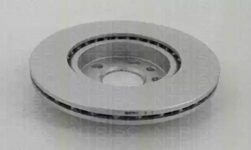 Triscan 8120 10144C - Bremžu diski interparts.lv