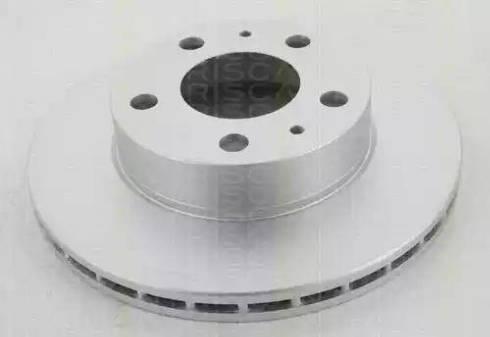 Triscan 8120 10141C - Bremžu diski interparts.lv