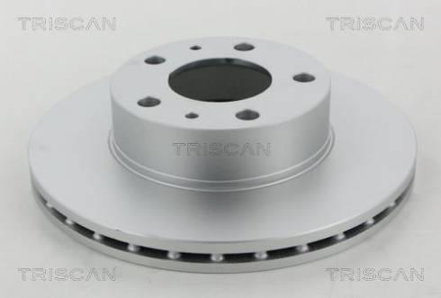 Triscan 8120 10154C - Bremžu diski interparts.lv
