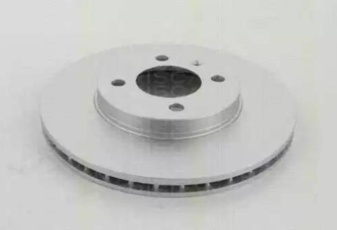 Triscan 8120 10105C - Bremžu diski interparts.lv