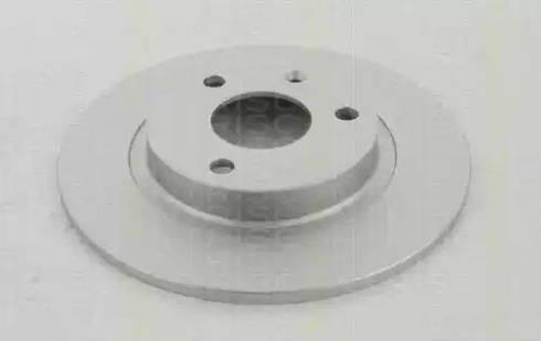 Triscan 8120 10116C - Bremžu diski interparts.lv