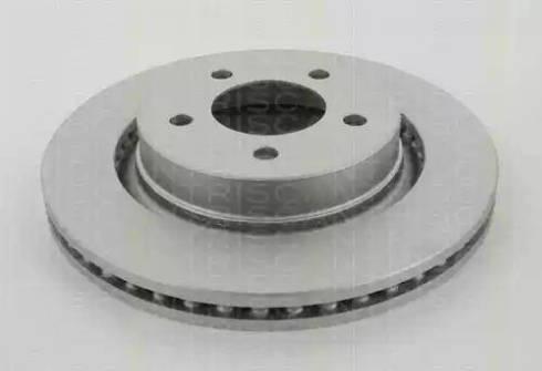Triscan 8120 101117C - Bremžu diski interparts.lv