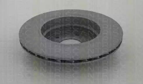 Triscan 8120 111030C - Bremžu diski interparts.lv