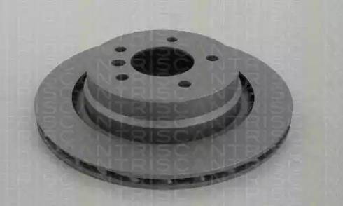 Triscan 8120 111031C - Bremžu diski interparts.lv