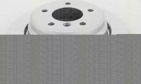 Triscan 8120 11135C - Bremžu diski interparts.lv