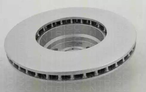 Triscan 8120 11130C - Bremžu diski interparts.lv