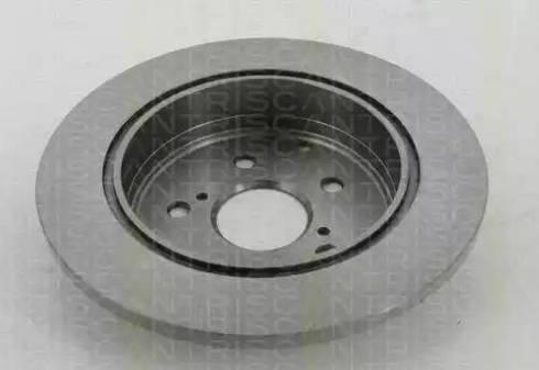 Triscan 8120 131058 - Bremžu diski interparts.lv