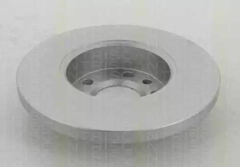 Triscan 8120 29143C - Bremžu diski interparts.lv