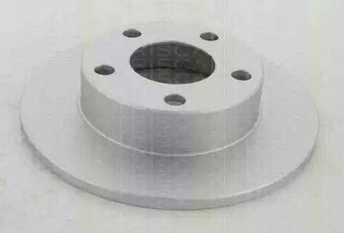 Triscan 8120 29183C - Bremžu diski interparts.lv