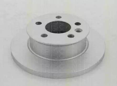 Triscan 8120 29130C - Bremžu diski interparts.lv