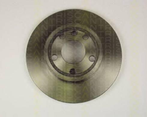 Triscan 8120 29137C - Bremžu diski interparts.lv