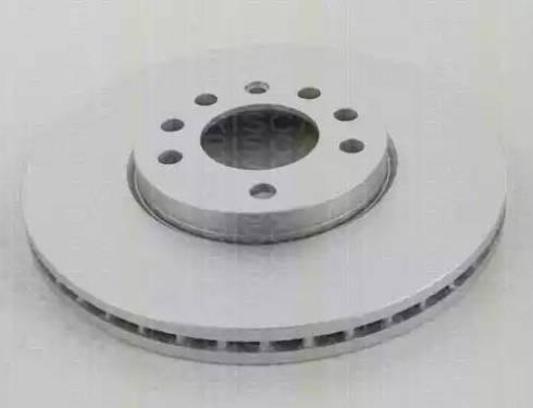 Triscan 8120 24132C - Bremžu diski interparts.lv