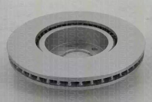 Triscan 8120 24120C - Bremžu diski interparts.lv