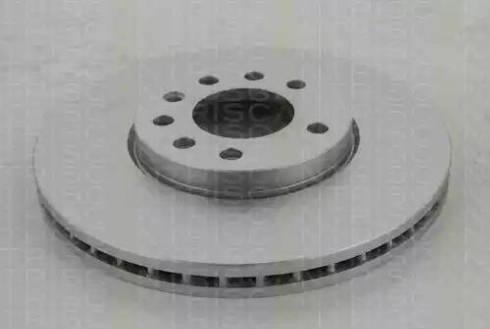 Triscan 8120 24123C - Bremžu diski interparts.lv
