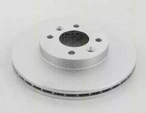 Triscan 8120 25109C - Bremžu diski interparts.lv