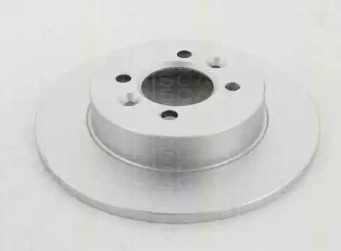 Triscan 8120 25111C - Bremžu diski interparts.lv