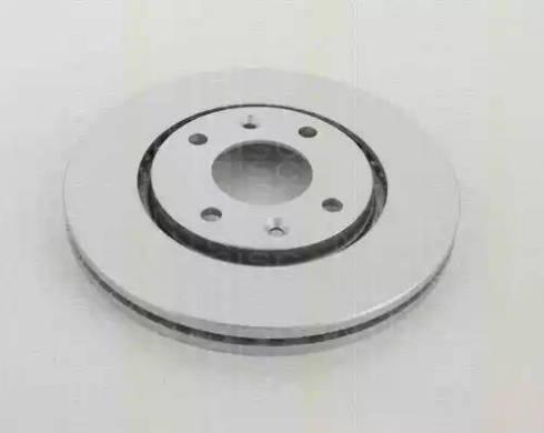 Triscan 8120 28107C - Bremžu diski interparts.lv